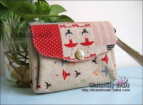 179ccf01d9a1 Текстильный клатч своими руками. Выкройки