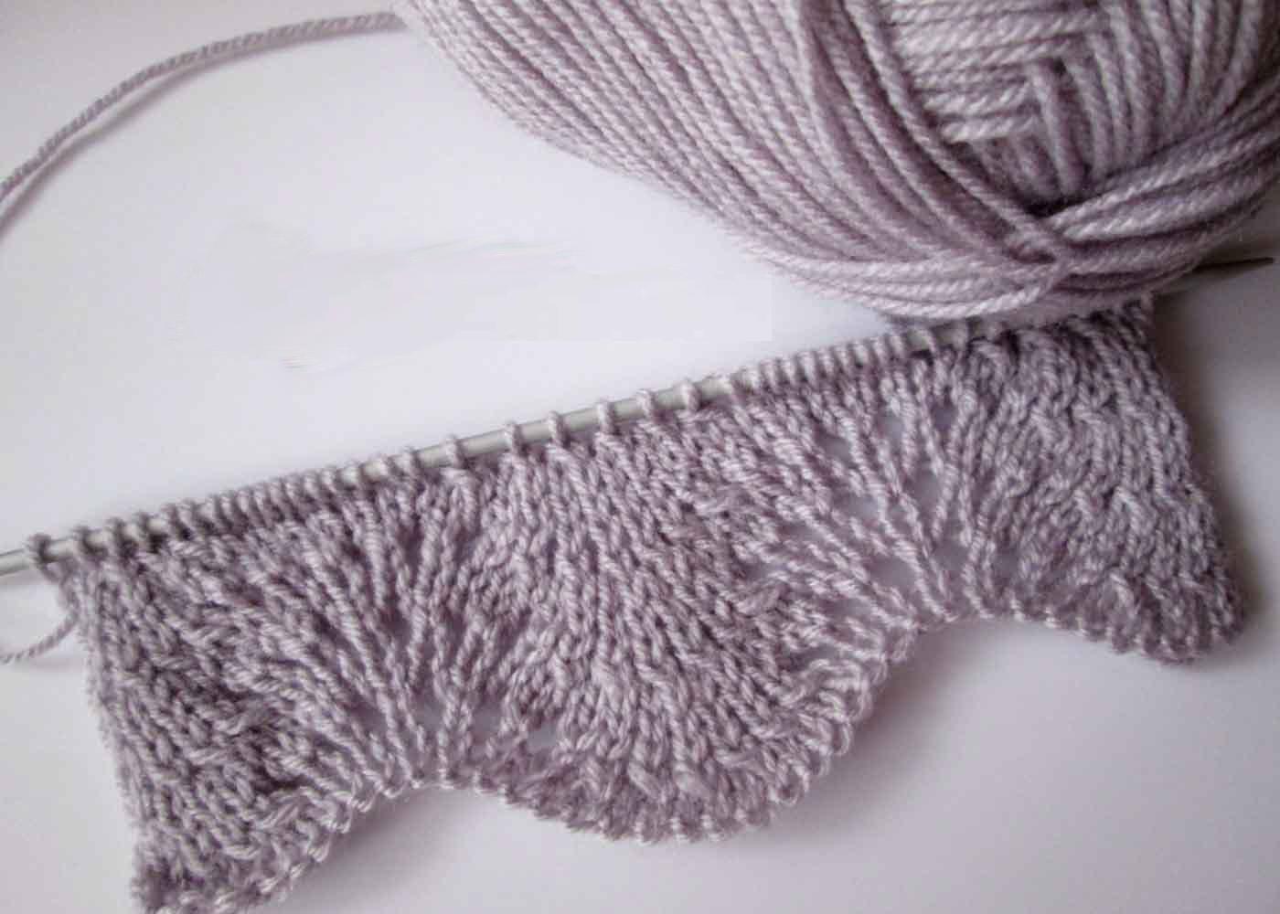 Перуанское вязание Брумстик. Браслет