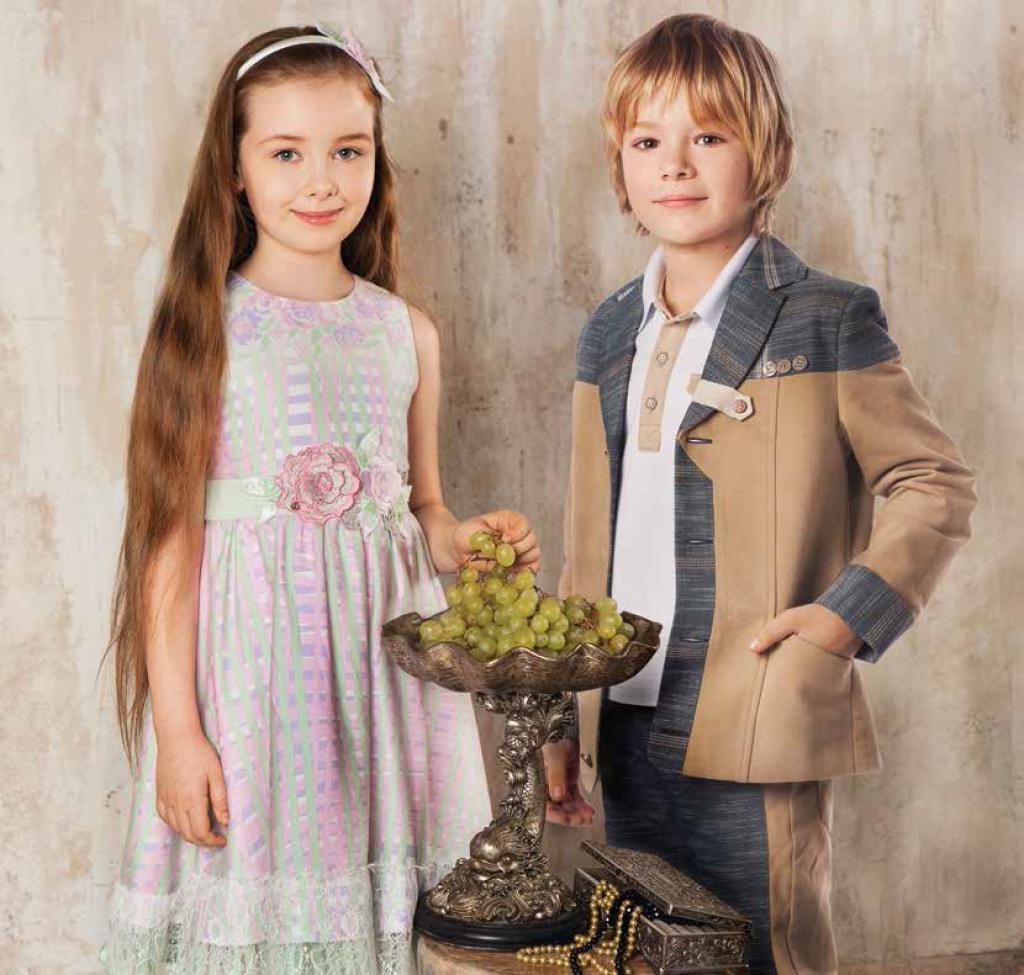 Маленькие модницы и модники