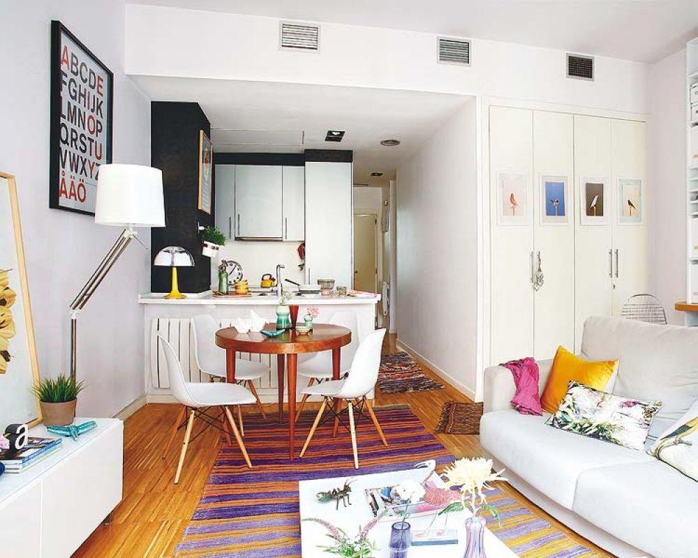 Дизайн малогабаритных квартир. Как обустроить 20-метровую квартиру
