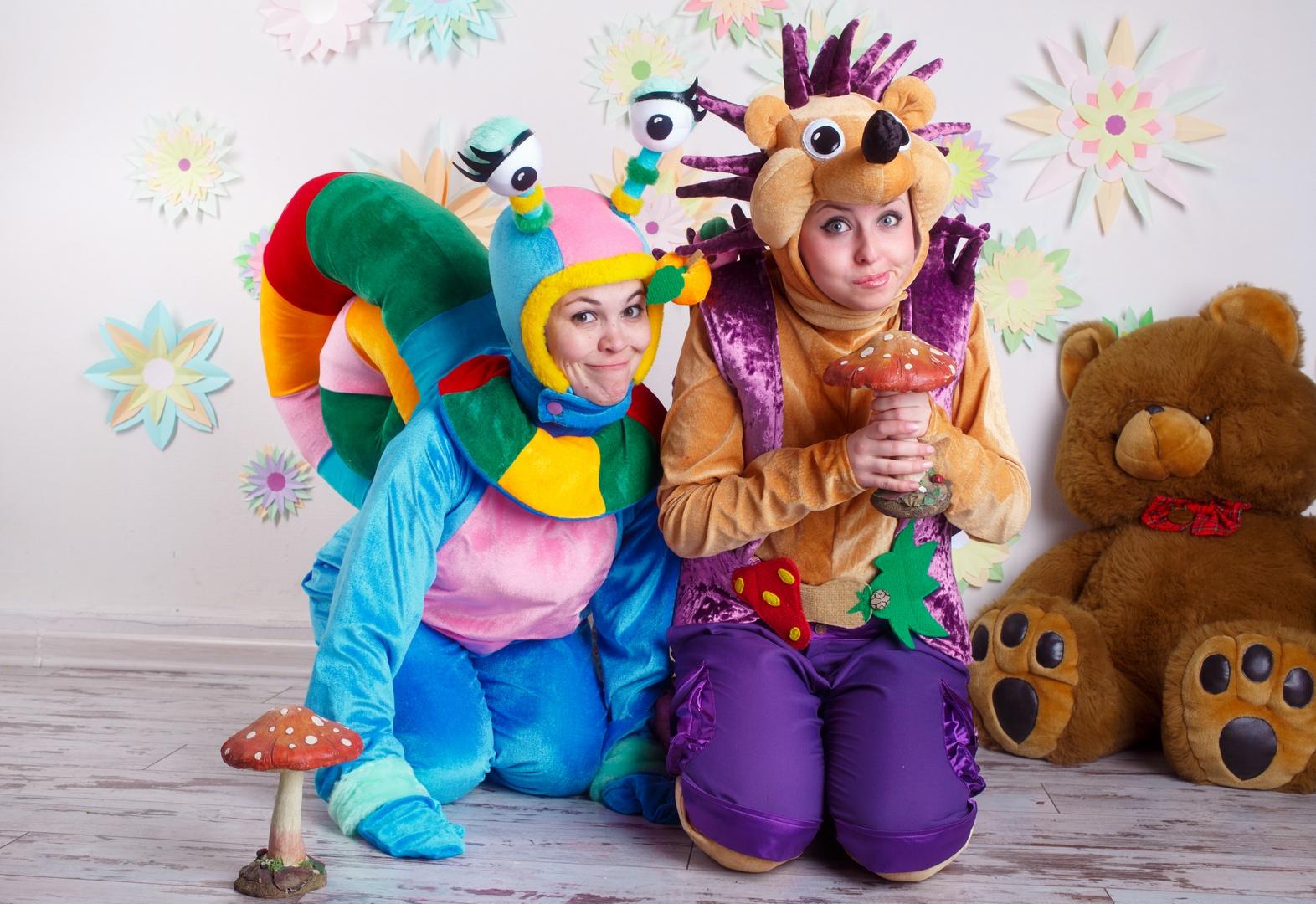 Костюм Улитки на детский праздник