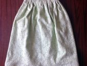 Как сшить юбку с карманами