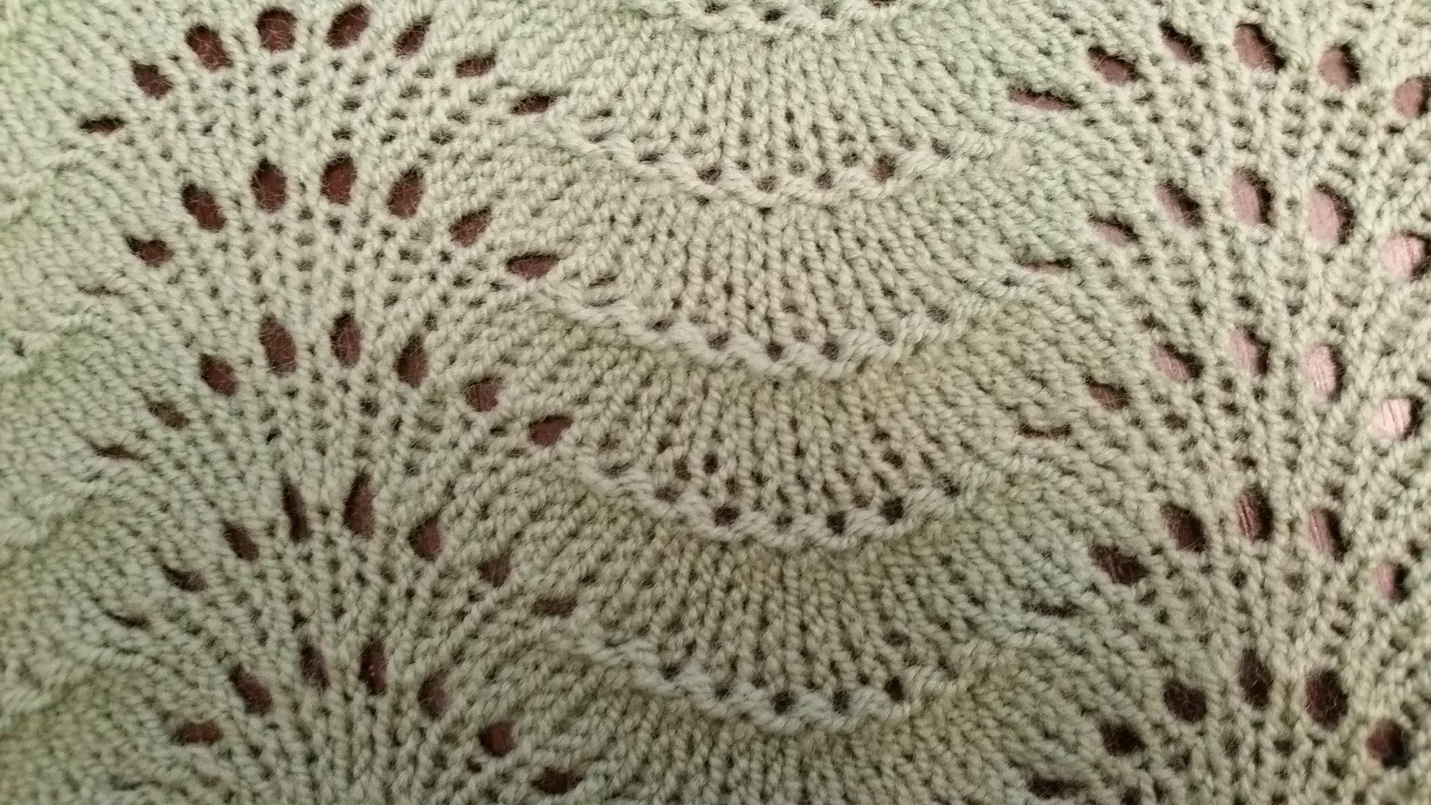 Узоры для вязания спицами. Рельефные, ажурные узоры