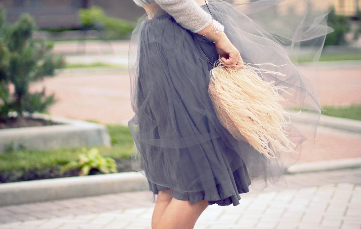 Шьем юбку Zara