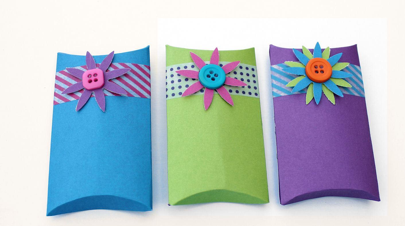 Оригами. Варианты конвертов