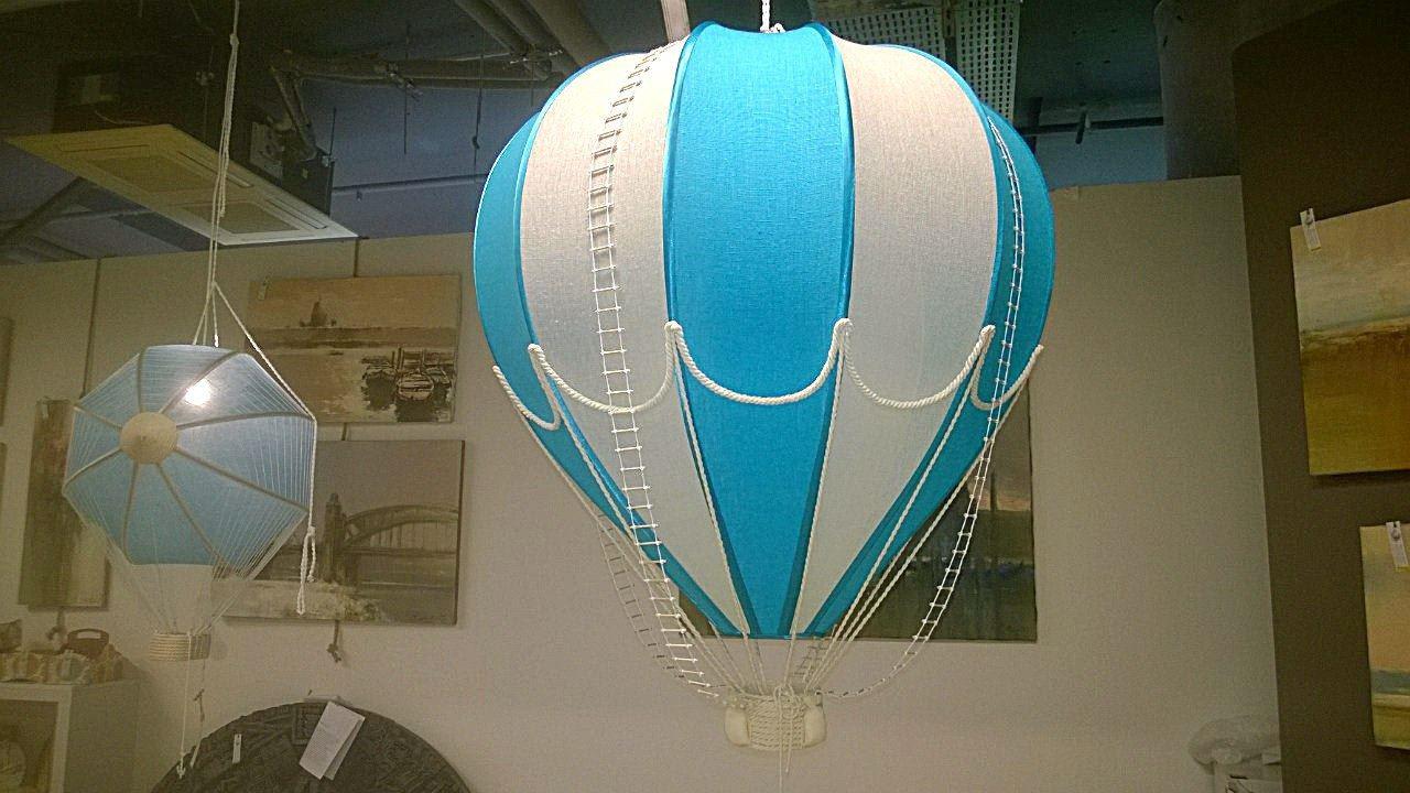 Люстра — воздушный шар