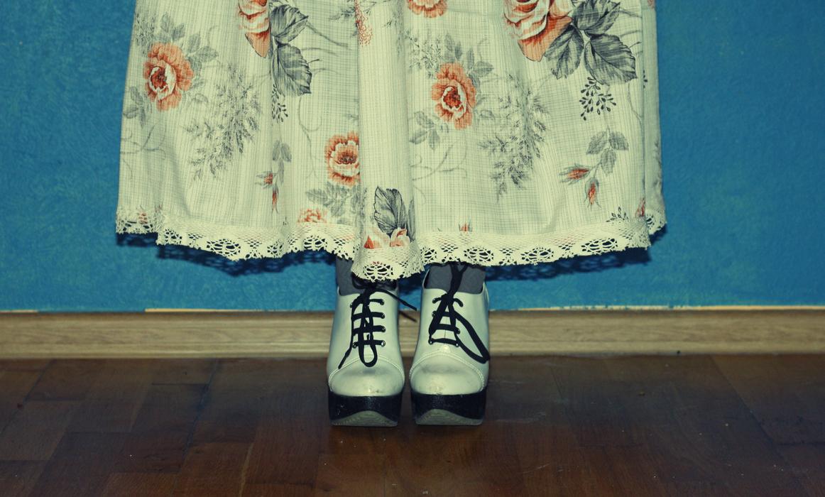 Шьем длинную юбку