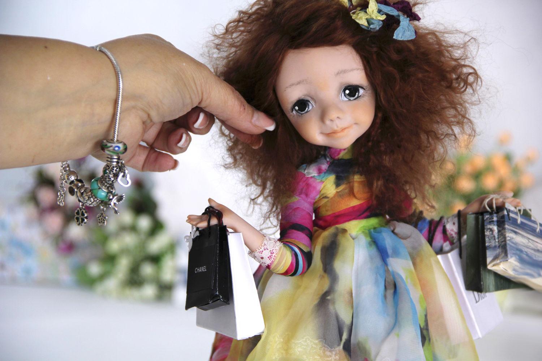 Кукла-шопоголик