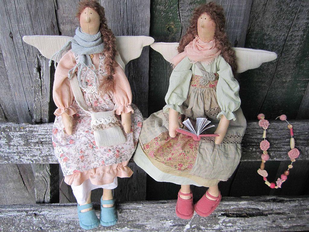 Кукла Тильда. Мастер-класс по шитью