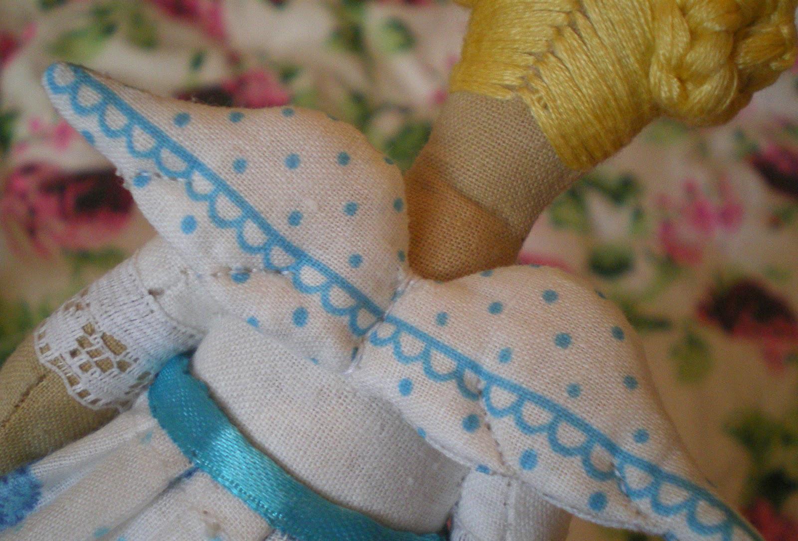 Крылья для ангела мишки Тедди или куклы своими руками