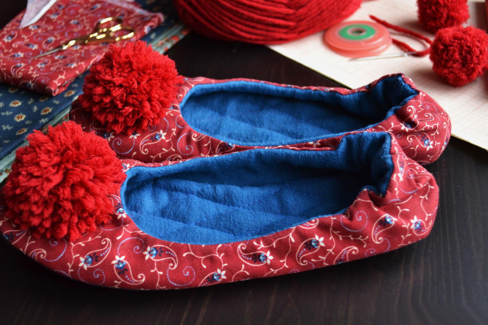Как сшить балетки из ткани своими руками
