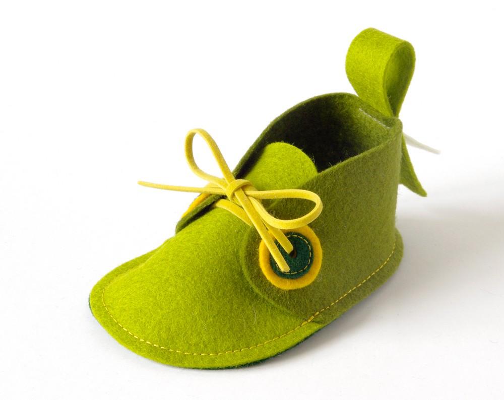 Шьем детскую обувь