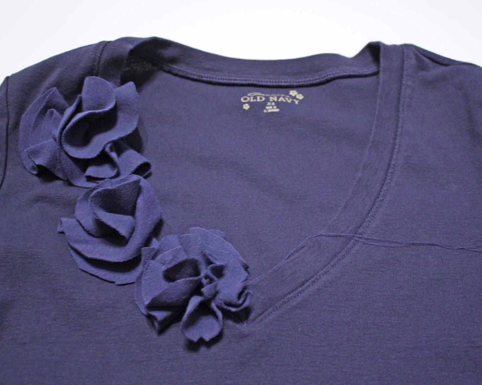 Переделываем футболки