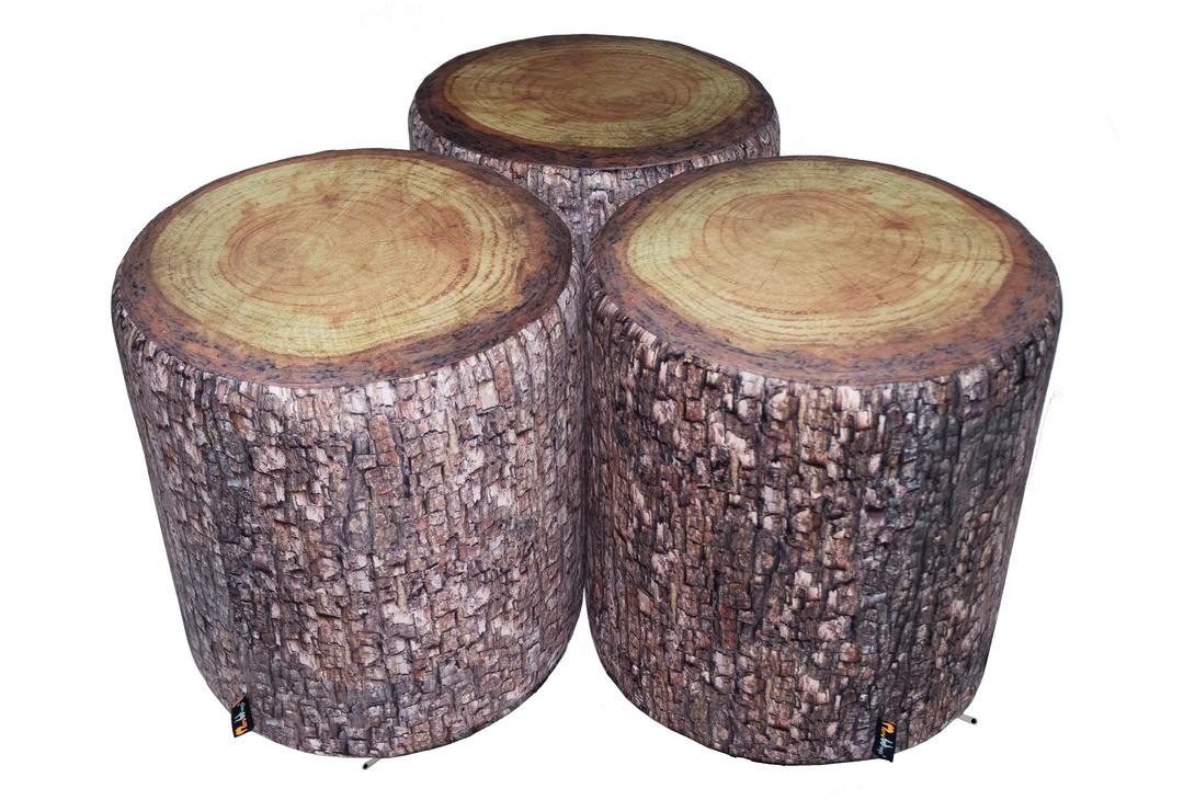 Пуфик-дерево