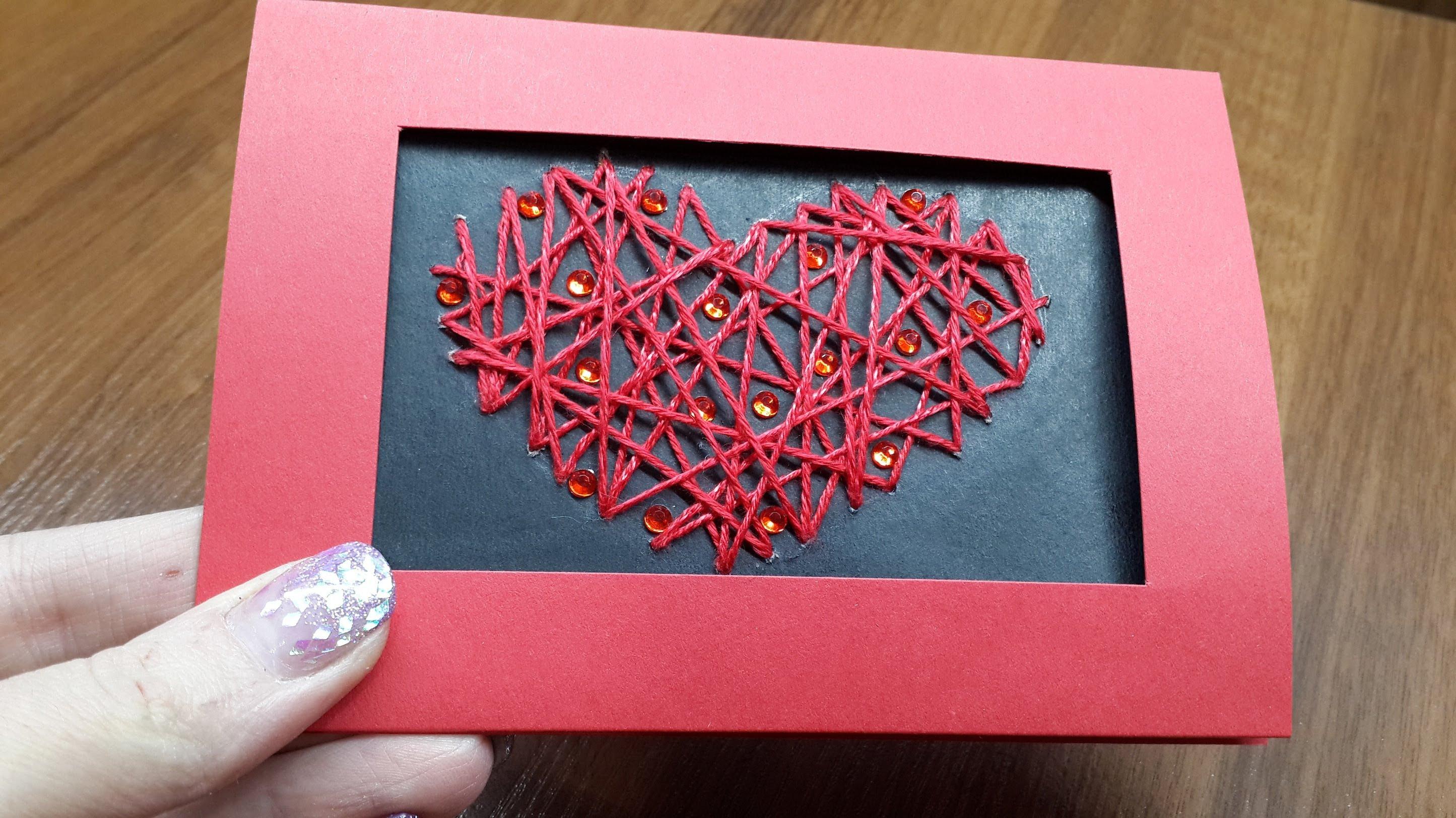 Открытки ко дню Святого Валентина идеи для изготовления своими руками