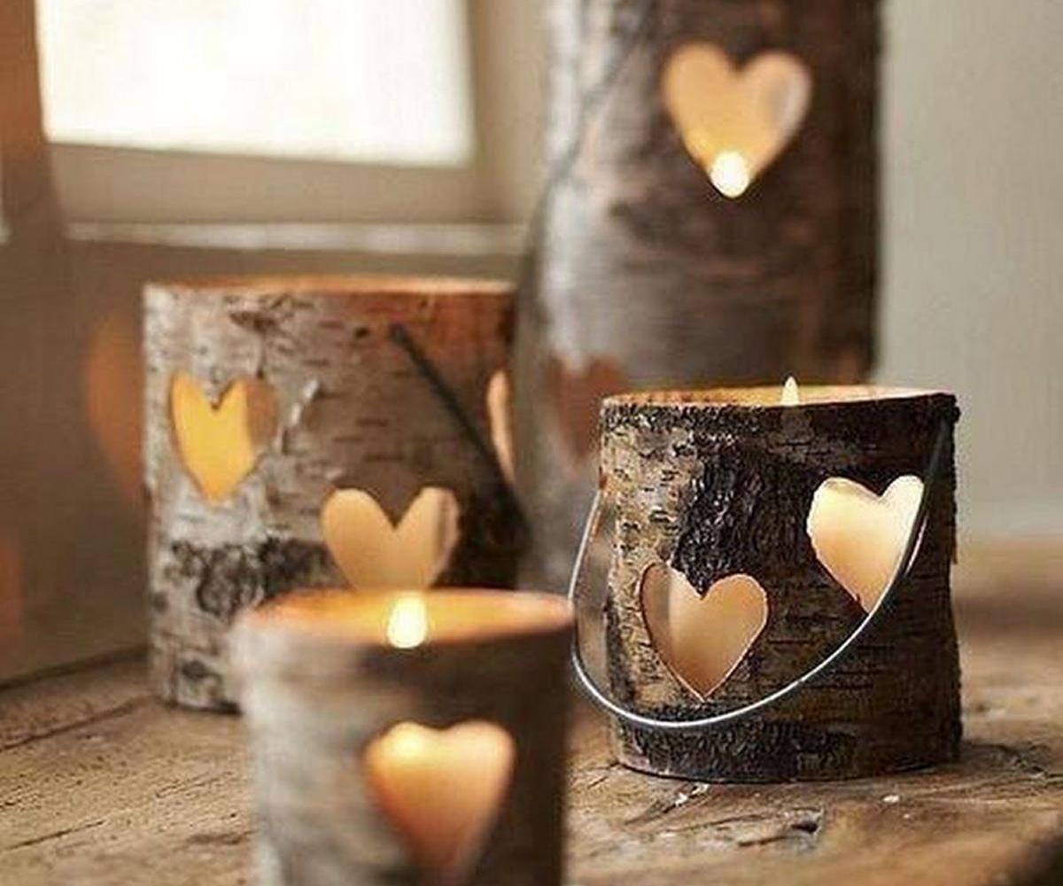 Свечи бамбук своими руками