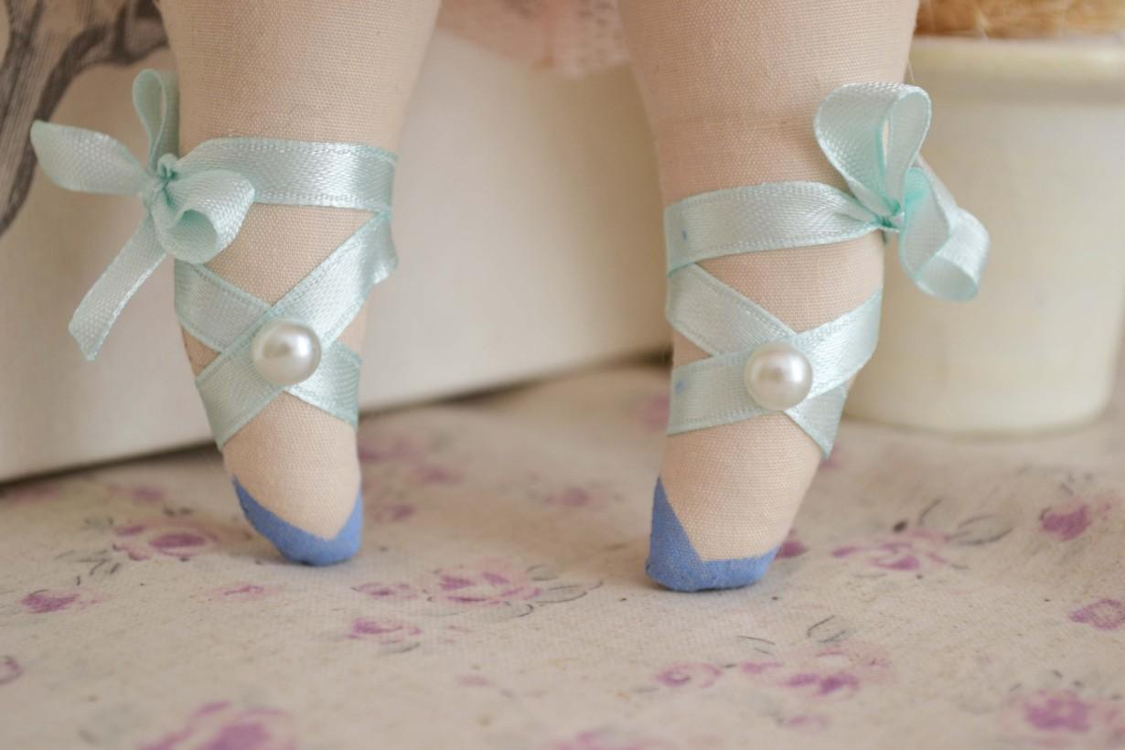 Балерины. Тильда