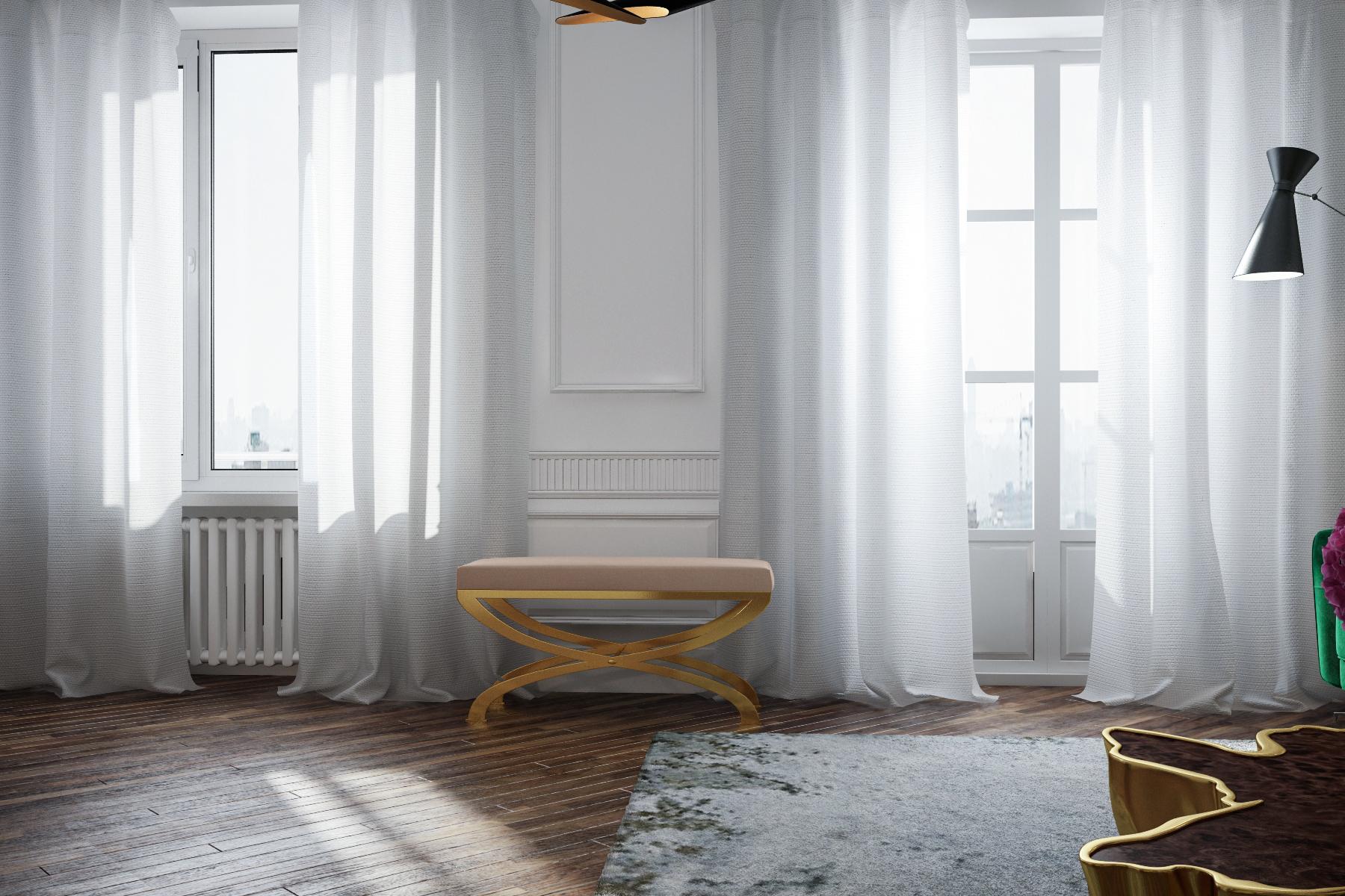 Квартира в парижском стиле