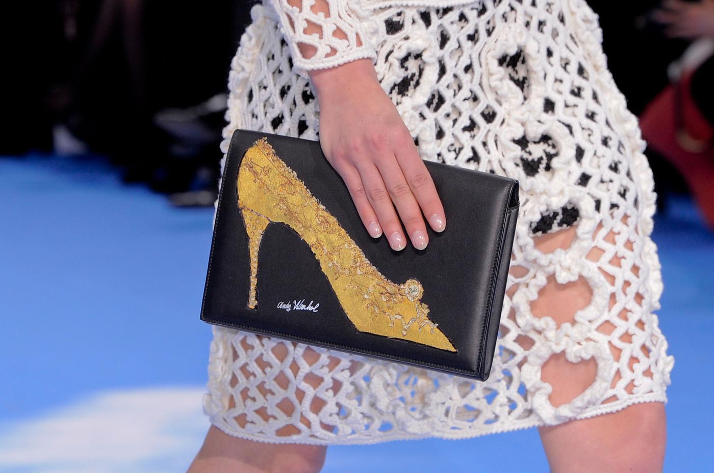 Юбка вязанная крючком от Dolce&Gabbana: схемы