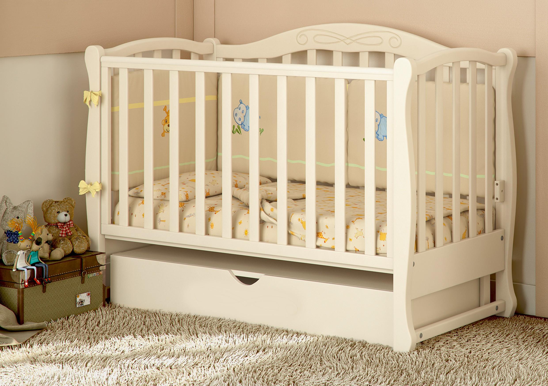 Кроватка для ребенка своими руками
