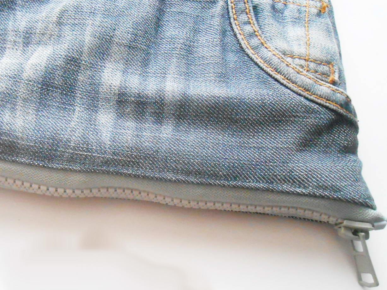 Чехол для планшета из джинсов