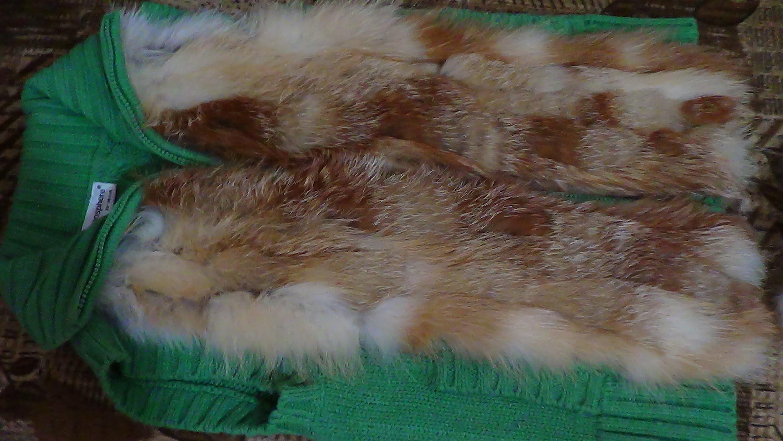 Как сшить жилетку из меха своими руками