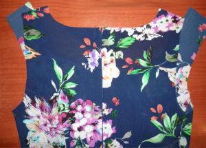 Весеннее платье своими руками