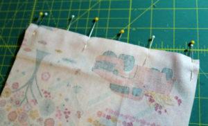 оригинальный кошелек из ткани