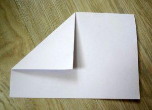 корабль из бумаги своими руками