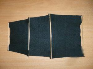 пиратский корабль своими руками из бумаги и пенопласта