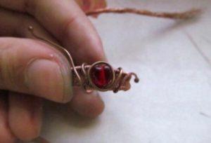 кольцо из проволоки своими руками