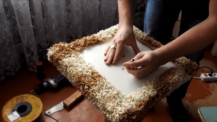 Изготовление когтеточки