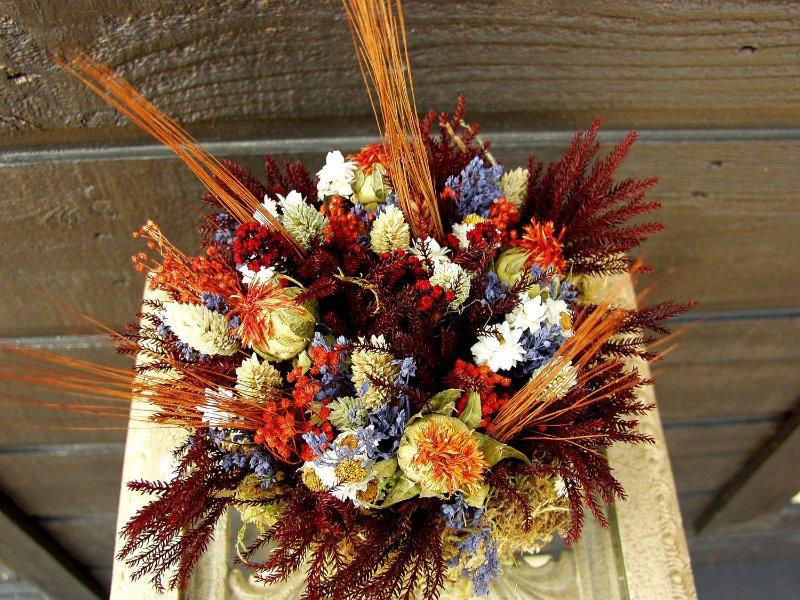 Цветы, которые можно сушить для декора