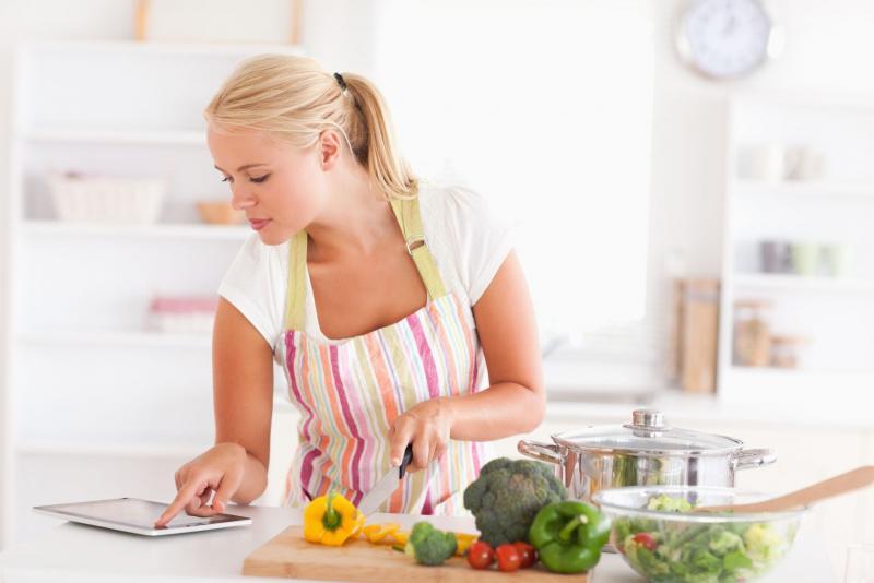 Как сделать фартук на кухне своими руками