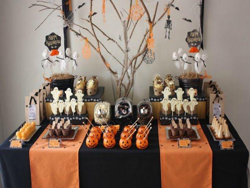 45 идей украшений для Хэллоуина, которые можно сделать своими руками
