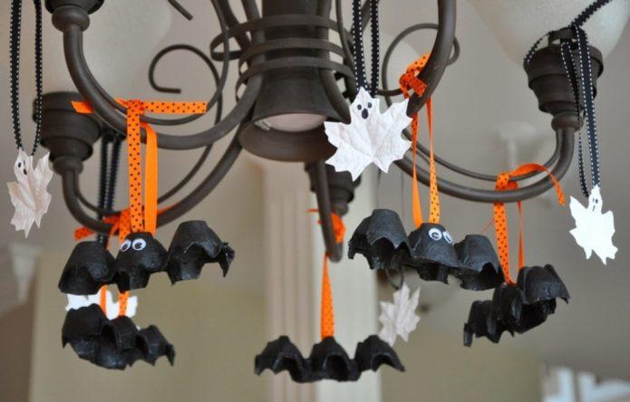 Милые привидения на Хэллоуин