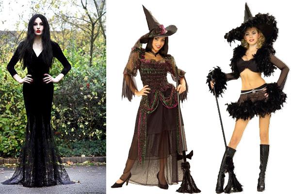 Идеи костюмов для девушек на Хэллоуин