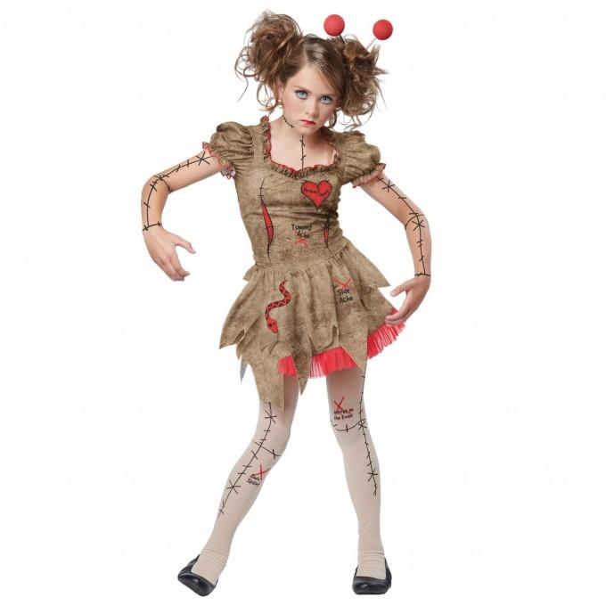 Образ для девушки на Хэллоуин