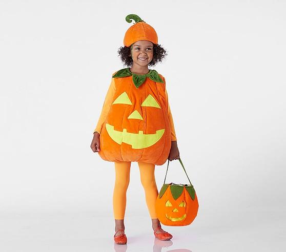 Костюм для девочки на Хэллоуин
