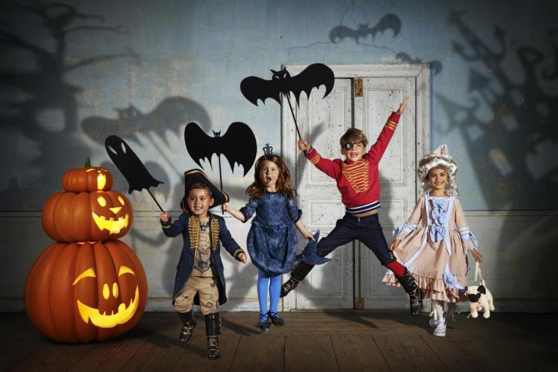 22 идеи забавных костюмов на Хэллоуин для детей