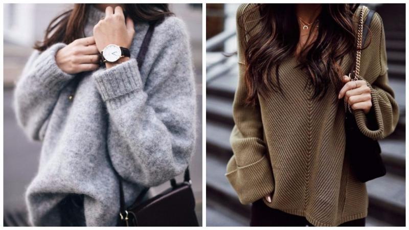 25 модных свитеров осенне-зимнего сезона 2018
