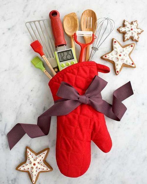Подарочный набор кухонных принадлежностей