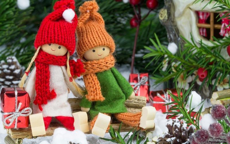 Ёлочные игрушки своими руками — весело и просто делаем сами и вместе с детьми