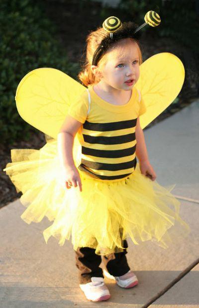 Девочки-пчелка