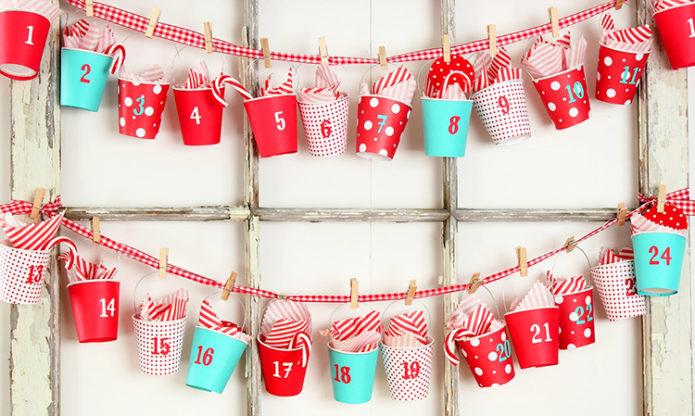 Детский адвент-календарь