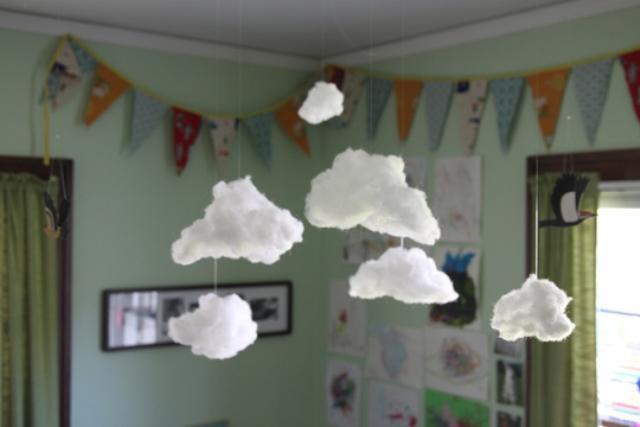 Ватные облачка