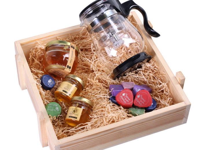 Подарок для любителя чая