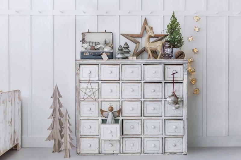 30 идей оформления дома к Новому году 2019 в скандинавском стиле