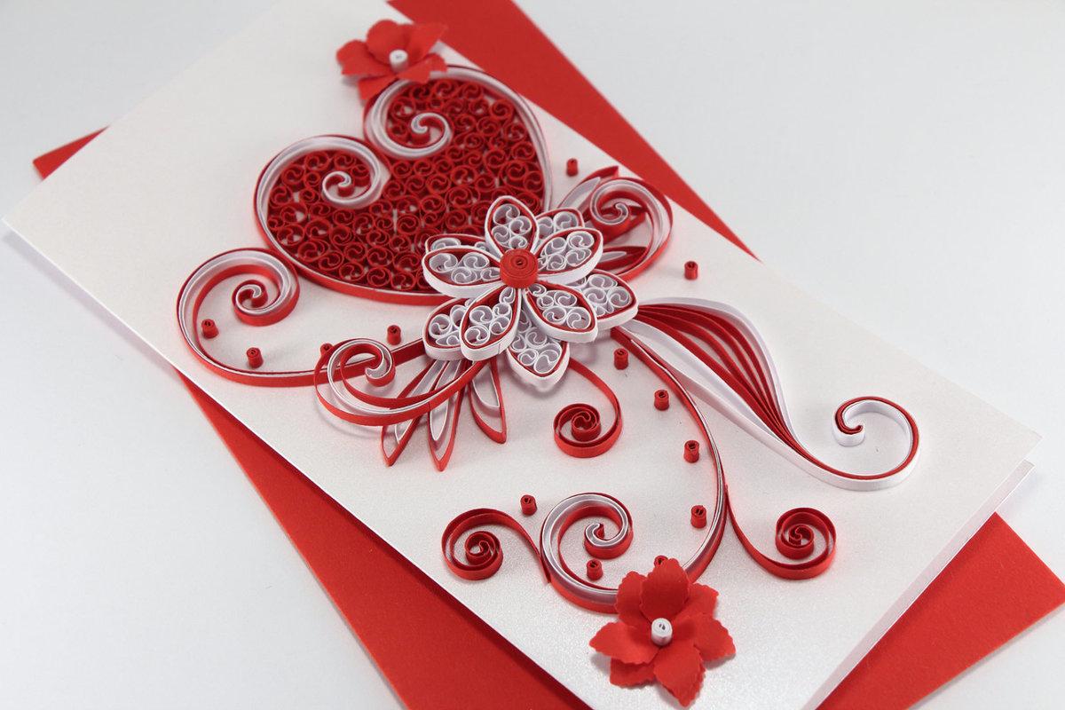 Как сделать оригинальную открытку из бумаги своими руками, для открыток