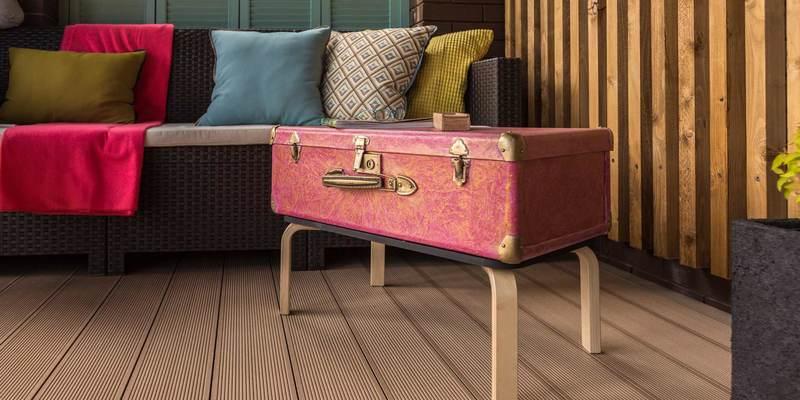 Обновки из кладовки: что можно сделать из старого чемодана